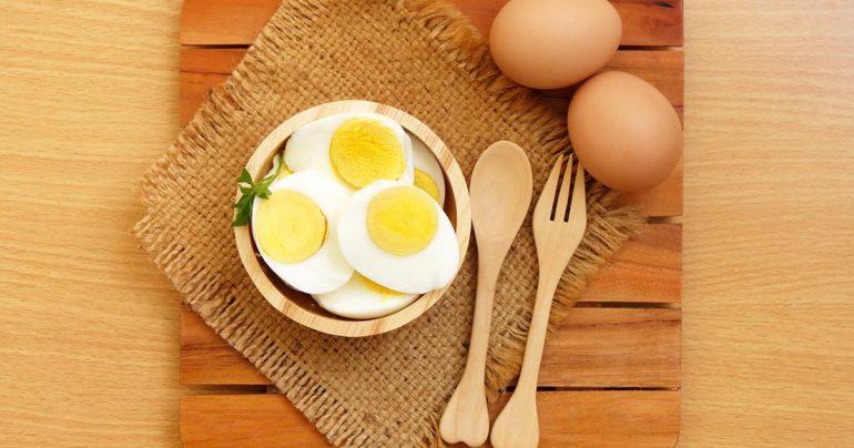 Яичная диета на 7 дней: меню, результаты, отзывы