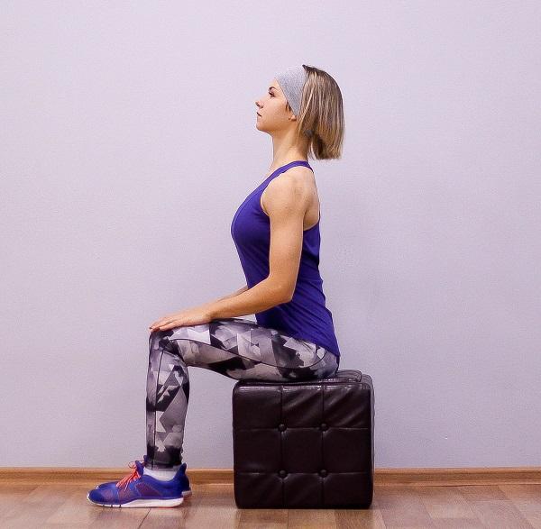 Упражнения на растяжку и гибкость