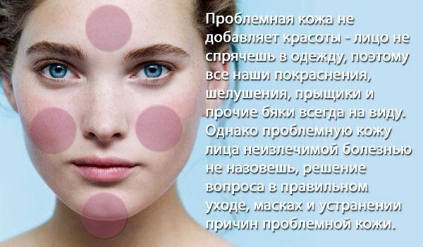 12 масок для лица от черных точек
