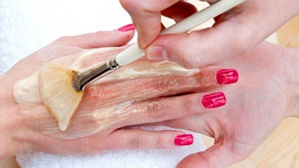 Маски для сухой кожи рук