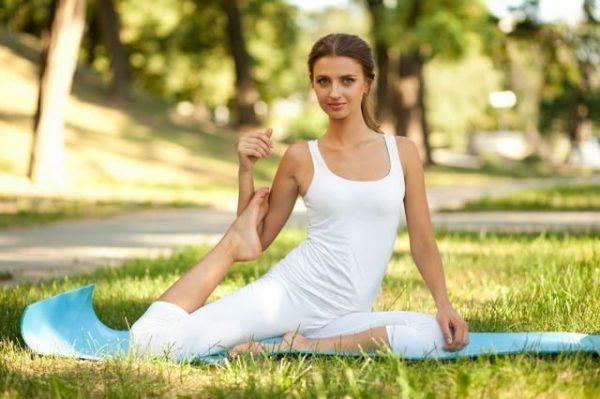 Основные асаны йоги: фото и описание