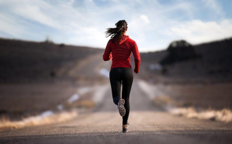 Бег как лучшее средство для похудения фото