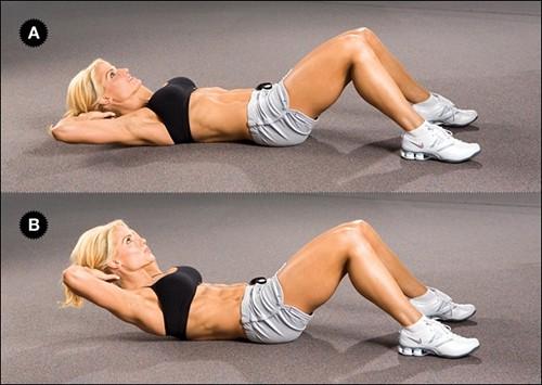 Упражнения для женщин после 50
