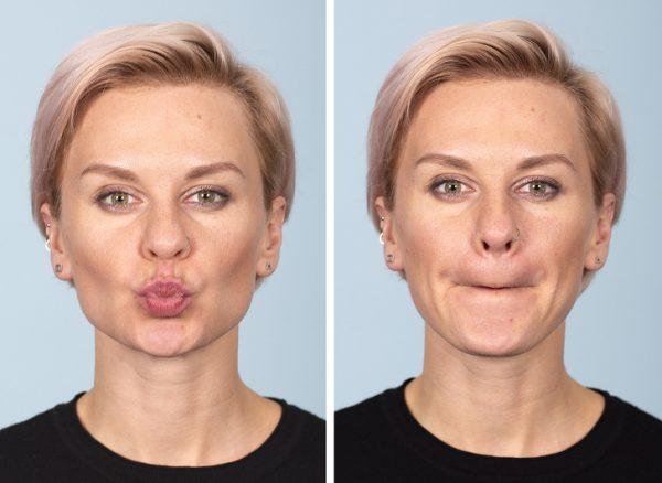 Как сделать губы больше в домашних условиях