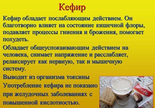 Кефирно-гречневая диета