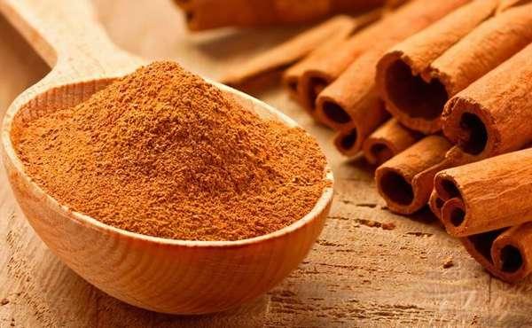 Корица полезные свойства для похудения с медом