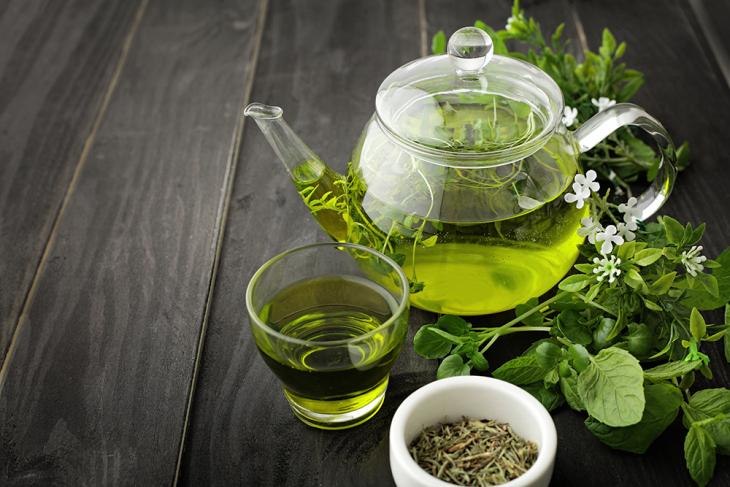 Как правильно пить зеленый чай для похудения