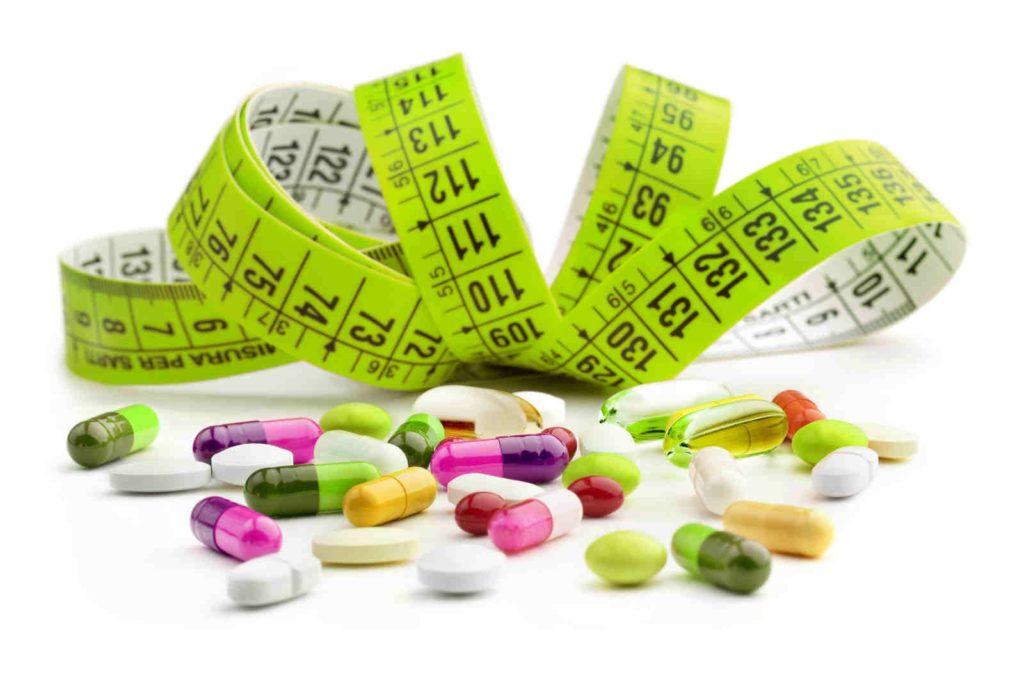 Препараты для похудения в аптеке без рецептов