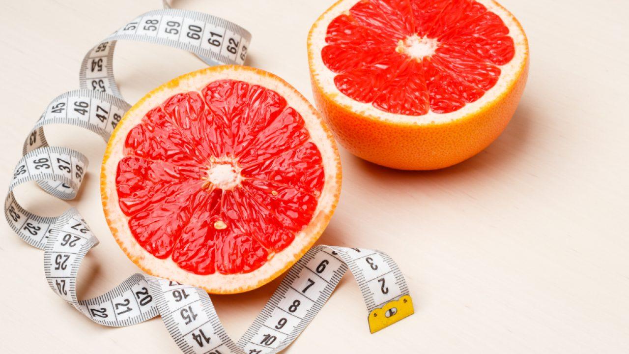 Как принимать грейпфрут для похудения