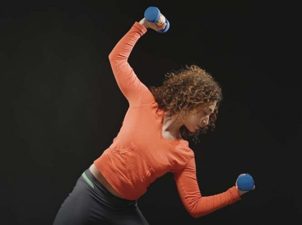 Комплекс упражнений для похудения всего тела