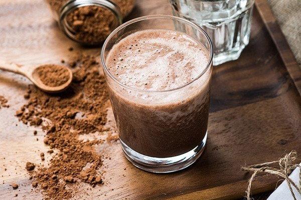 Шоколадный белковый напиток