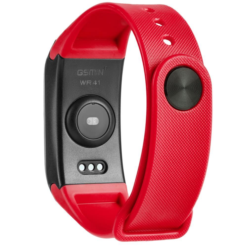GSMIN WR41 (2019): фитнес-браслет, который поможет больше двигаться!