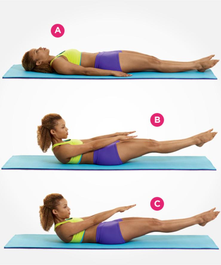 Как подтянуть кожу тела после похудения