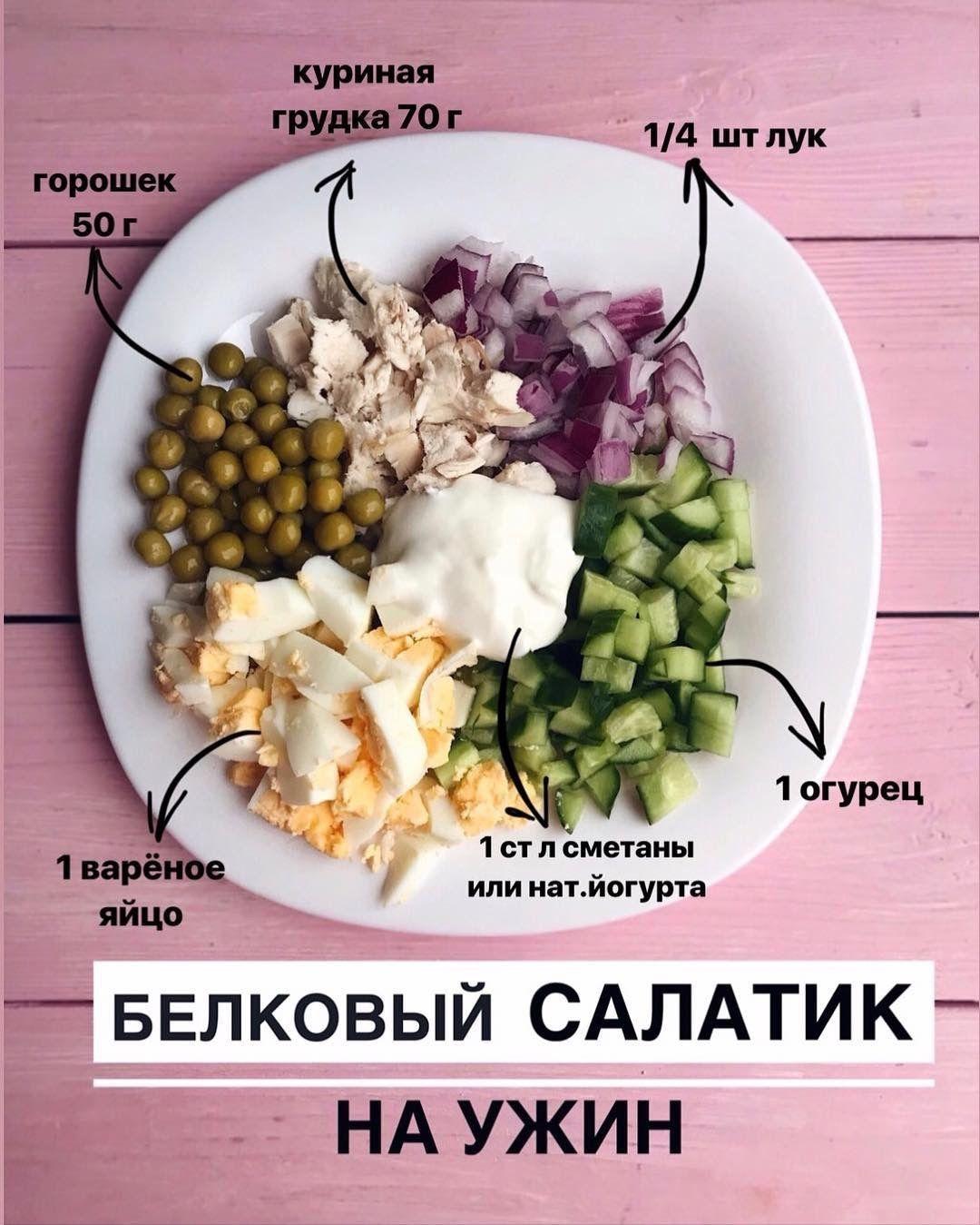 Что съесть на ужин, чтобы похудеть
