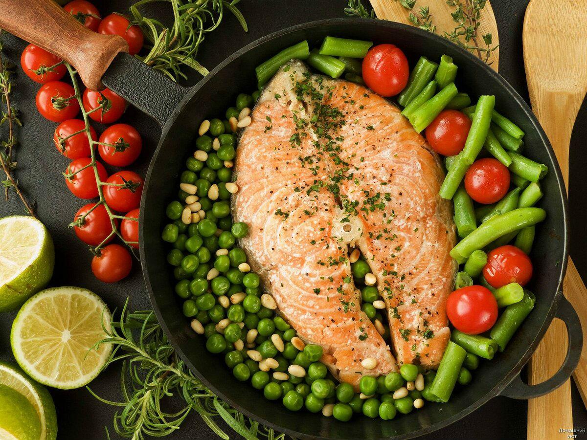 Гарнир на ужин при правильном питании