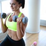 Упражнения для красивой и упругой груди