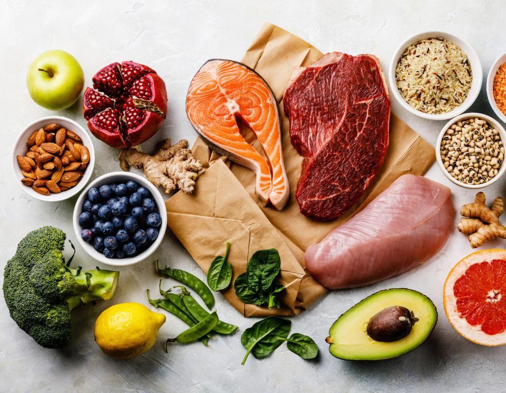 Коллаген в продуктах питания для кожи лица
