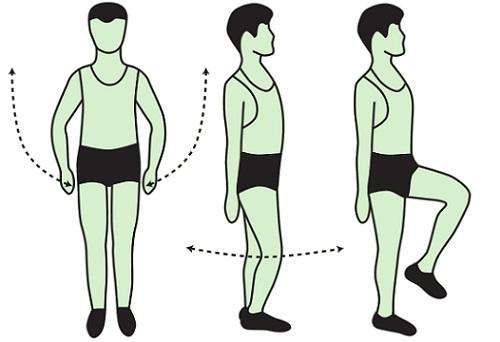 Ходьба на месте для похудения