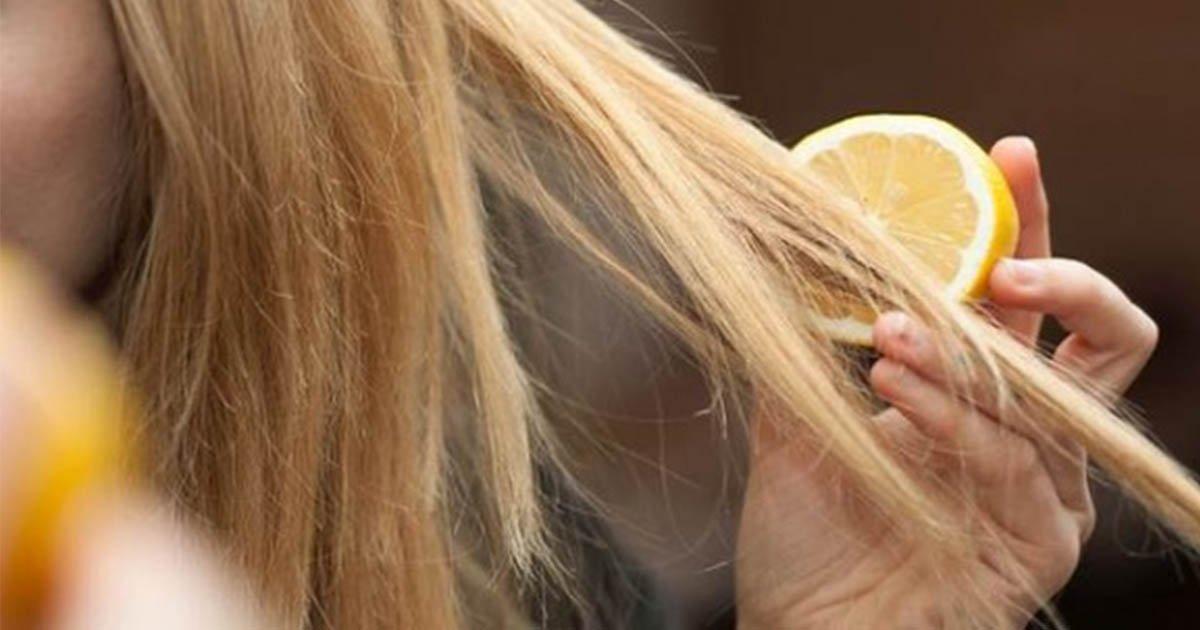 Как быстро осветлить волосы