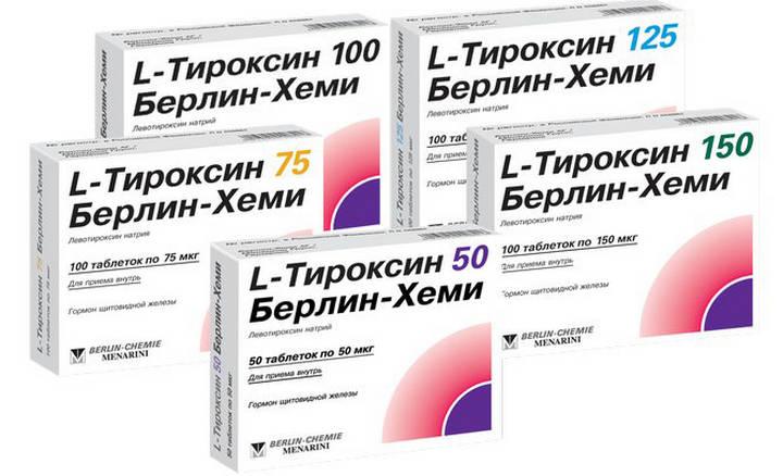 Л-тироксин для похудения: схема приема, рекомендации