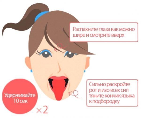 Как сделать скулы выразительными
