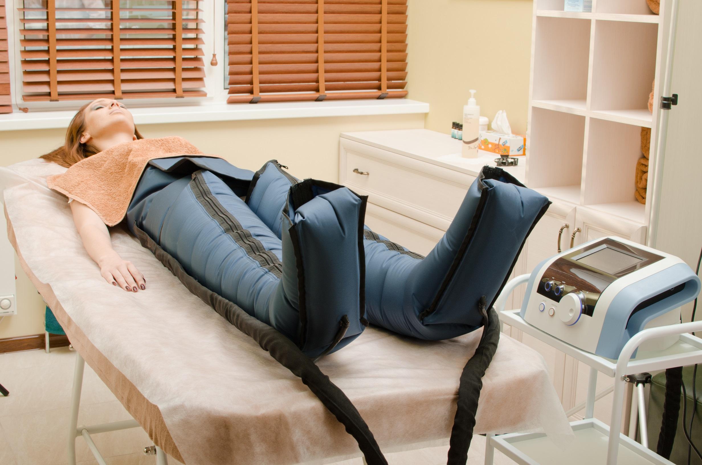 Прессотерапия для похудения