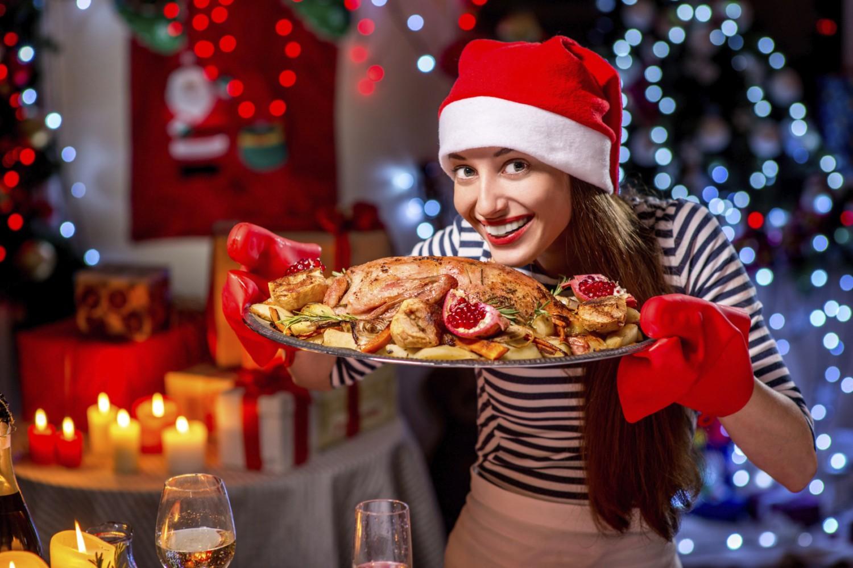 Как не набрать вес в новогодние праздники