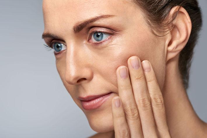 Как улучшить цвет лица в 40 лет