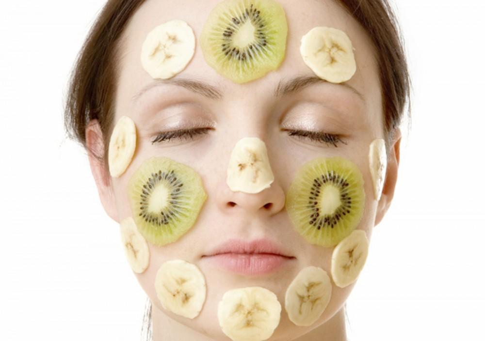 Омолаживающие банановые маски для лица