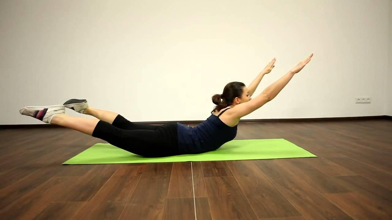 Комплекс упражнений на все группы мышц