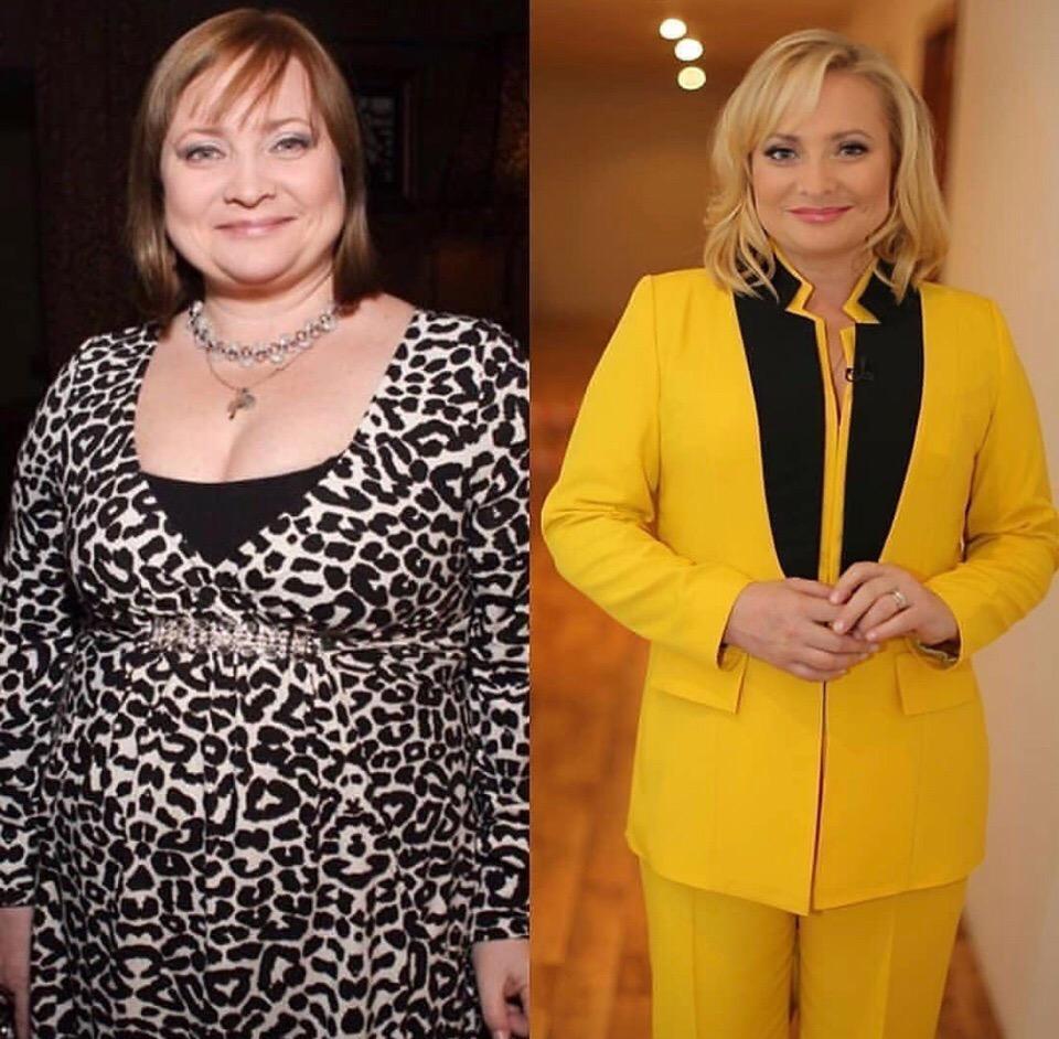 Как похудела Светлана Пермякова