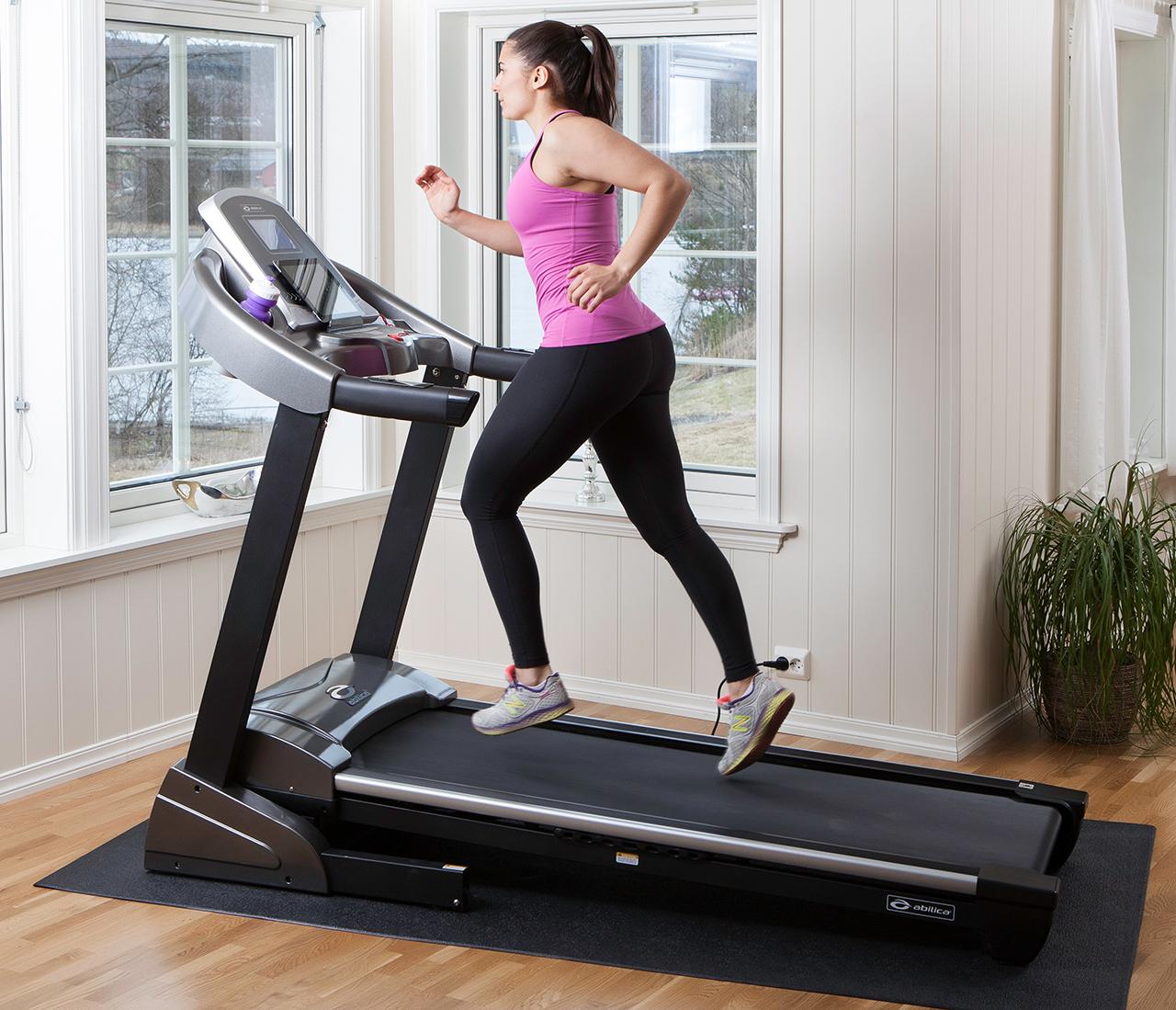 Можно ли сбросить вес на беговой дорожке