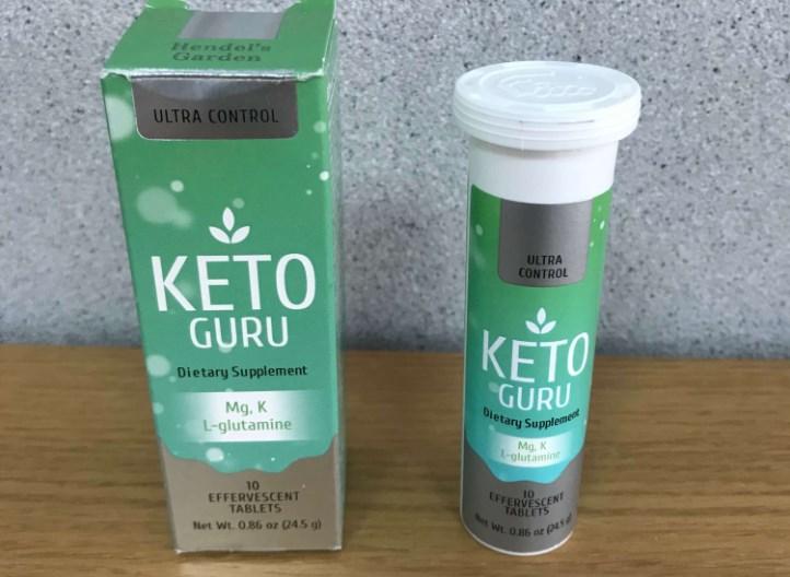 Кето-таблетки для похудения