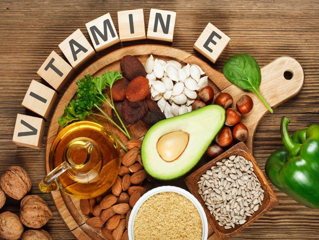 Где витамин е содержится в большом количестве