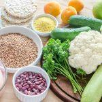 Список низкокалорийных продуктов для похудения