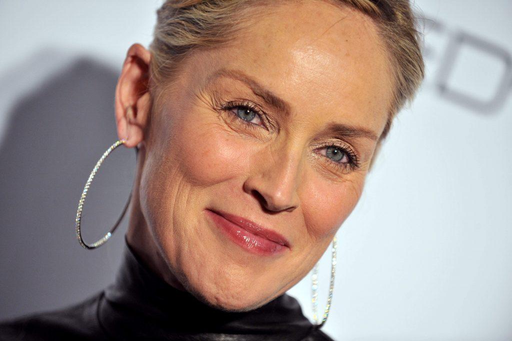 Секреты красоты 61-летней звезды Голливуда Шэрон Стоун