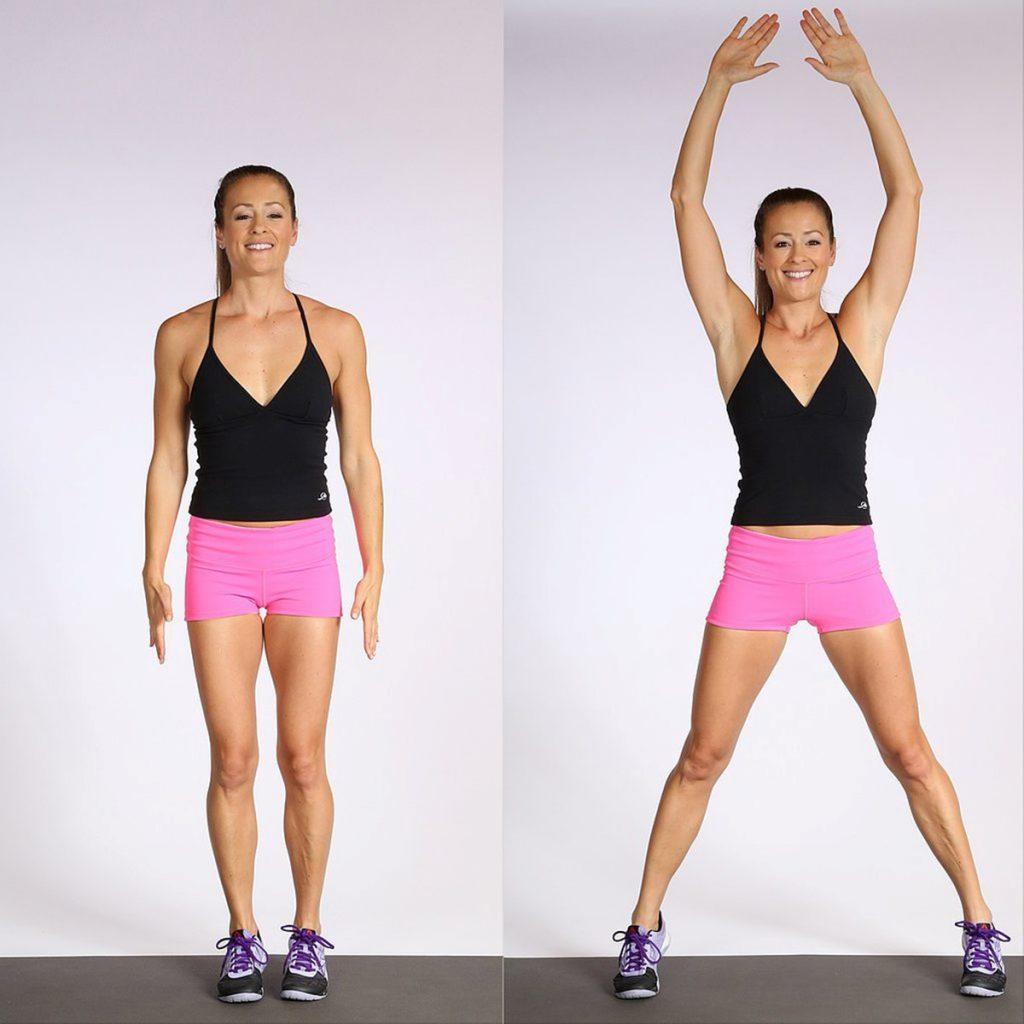 Эффективная программа домашних тренировок для похудения на неделю