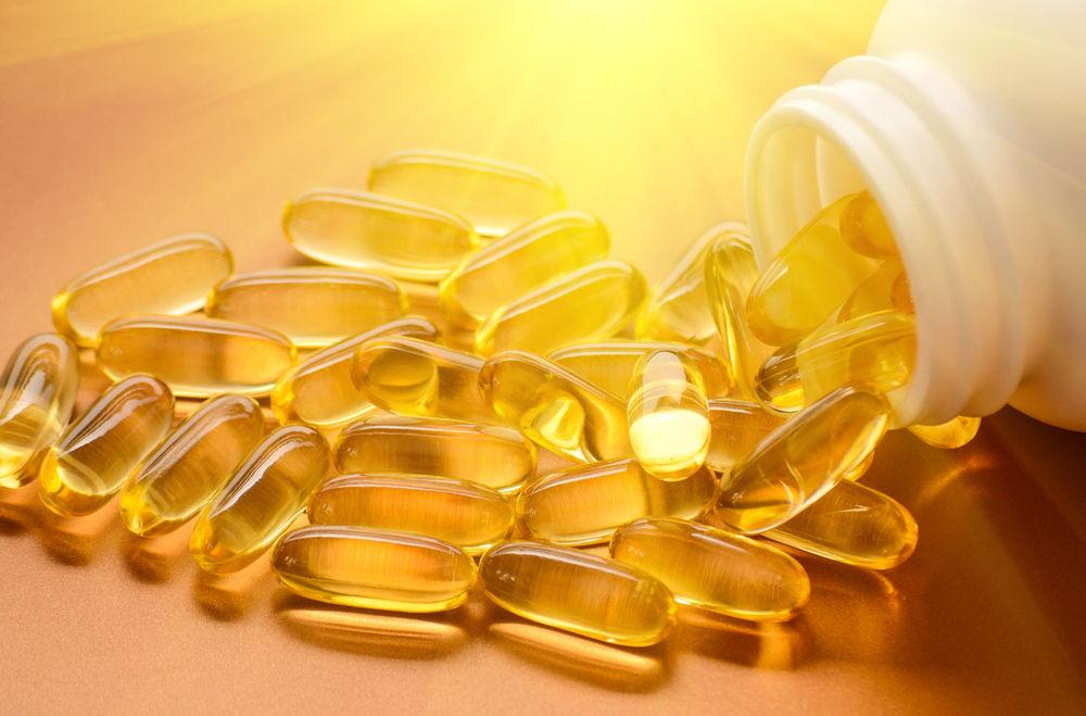 Какие продукты содержат витамин д список продуктов