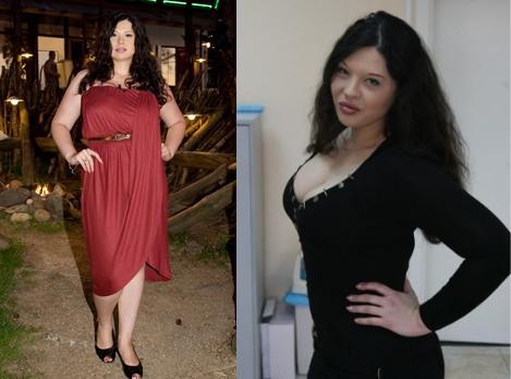 Как похудела экс-участница Дома-2 Инна Воловичева