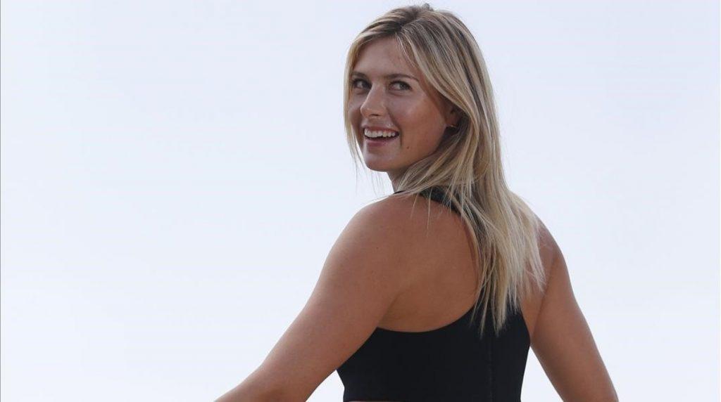 Секреты стройности и красоты от теннисистки Марии Шараповой