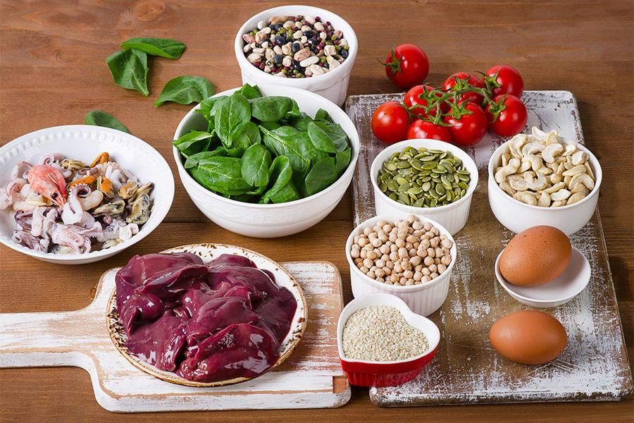 Список продуктов для повышения гемоглобина