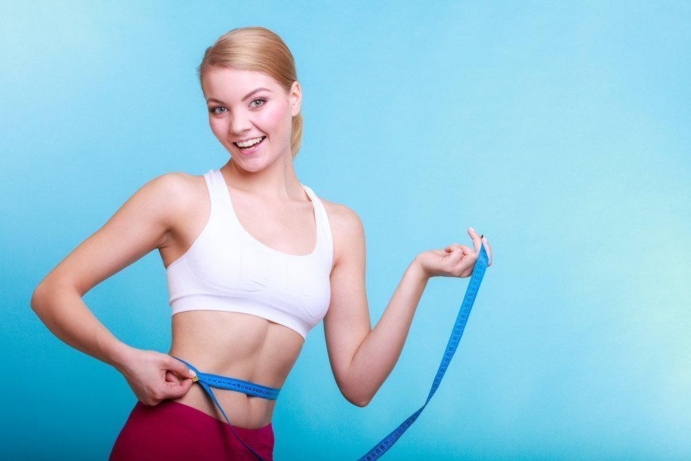 Как быстро похудеть к лету в домашних условиях