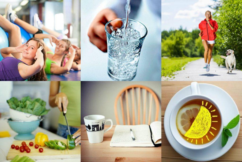 30 полезных привычек на каждый день для здоровья