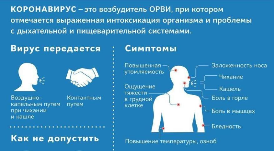 Как защитить себя в период эпидемии