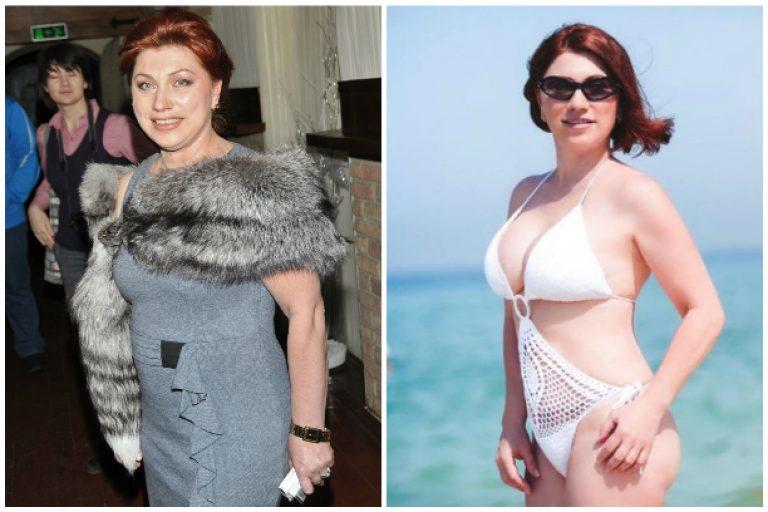 Как похудела Роза Сябитова