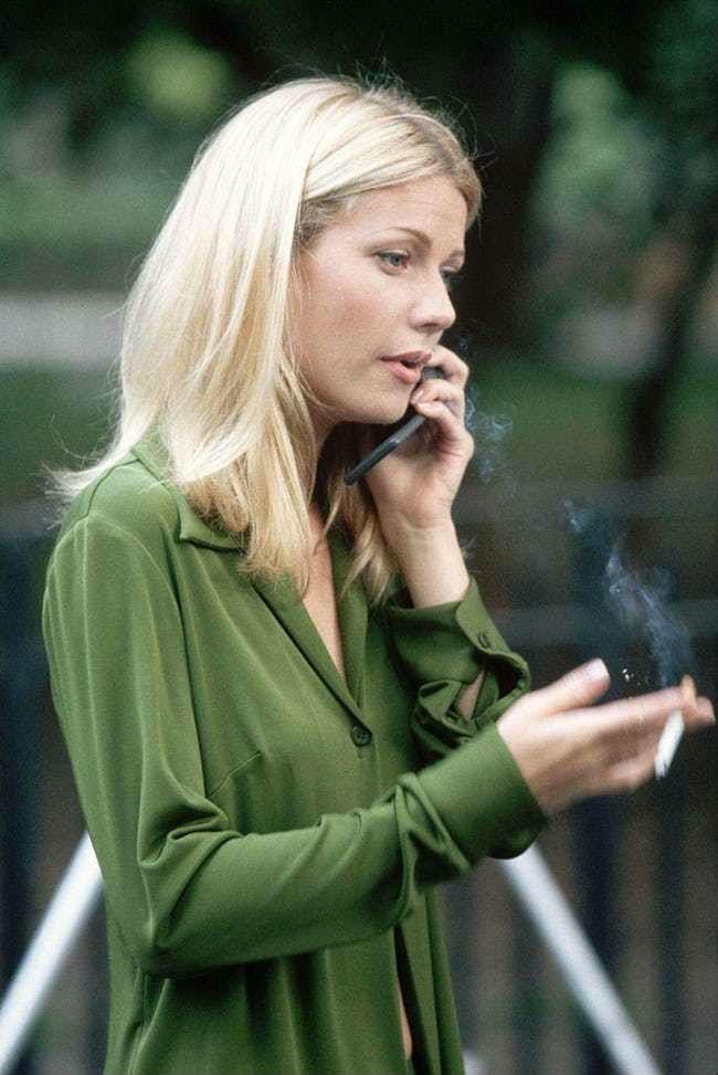 Знаменитости, которые отказались от курения