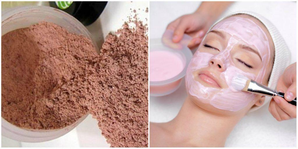 Косметическая глина для лица от морщин