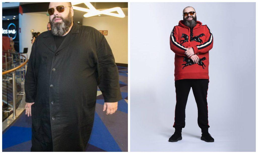 Как удалось похудеть Максиму Фадееву