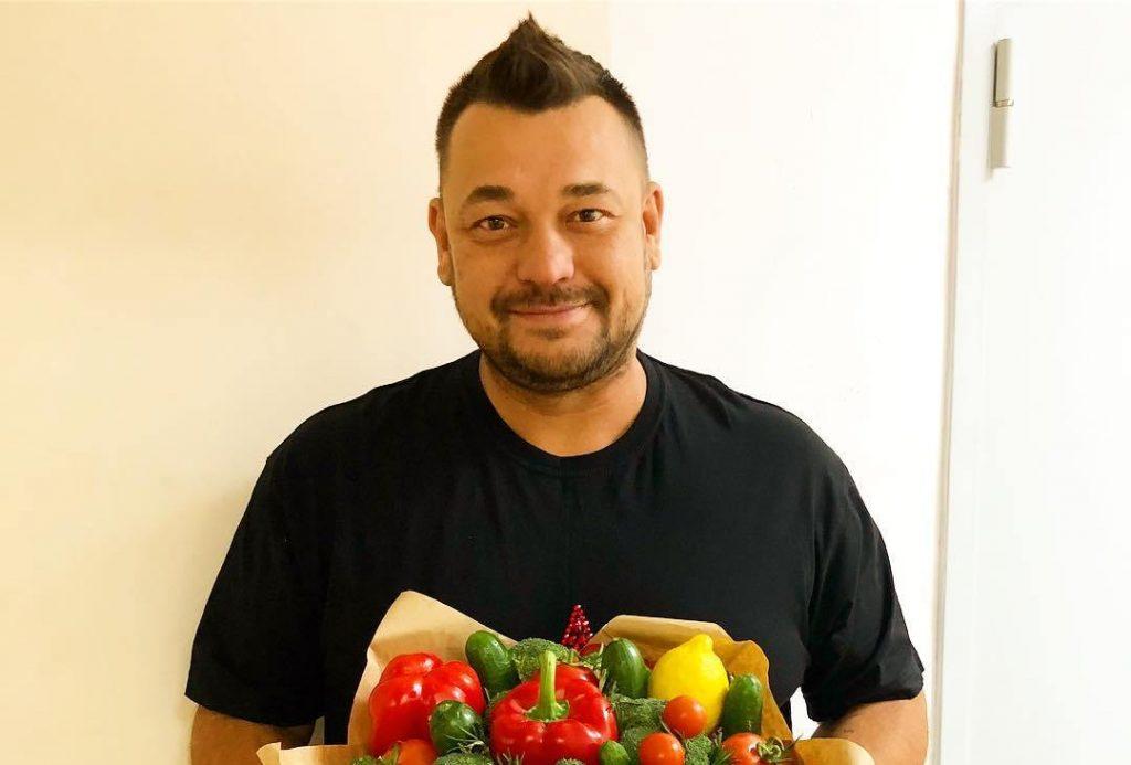 Диета солиста «Руки Вверх» Сергея Жукова