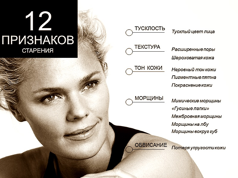 ТОП 5 домашних масок для лица от морщин